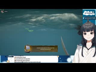 [Artemis of the Blue Ch.] 【Sea of Thieves】do what you want cause vtubers are free w/ friends!!
