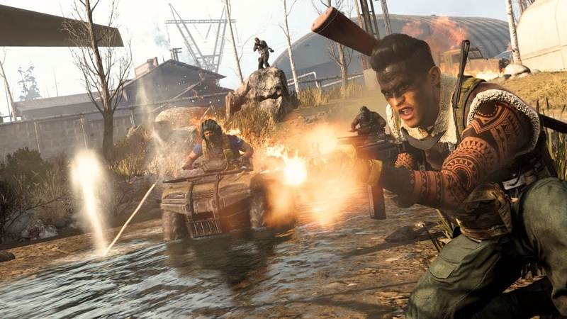 Один из топов последнего стрима Я все вспомнил K D в безопасности Call of Duty Warzone