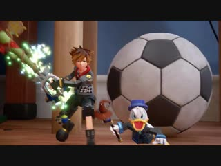 KINGDOM HEARTS III  Gameplay Overview Video