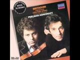 Beethoven violin sonata No. 5 Spring Mvts 3 and 4 (33) Perlman