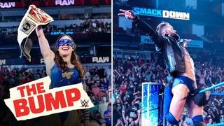 Nikki . on winning Raw Women's Title, Bálor reflects on return: WWE's The Bump, July 21, 2021
