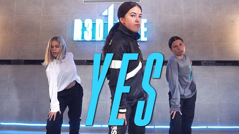 Cardi B x Fat Joe x Annuel AA YES | Mona Rudolf Choreography