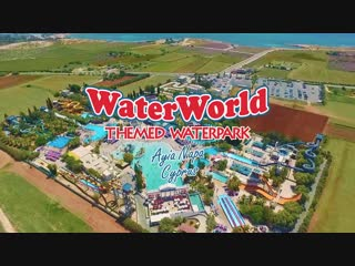 Waterworld ancient greek themed waterpark ayia napa, cyprus