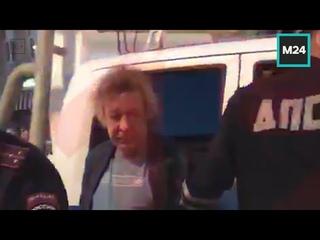 Михаил Ефремов попал в ДТП в центре Москвы - Москва 24