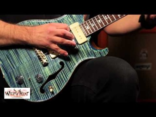 Wild West Guitars - PRS Private Stock Hollowbody Soap Bar