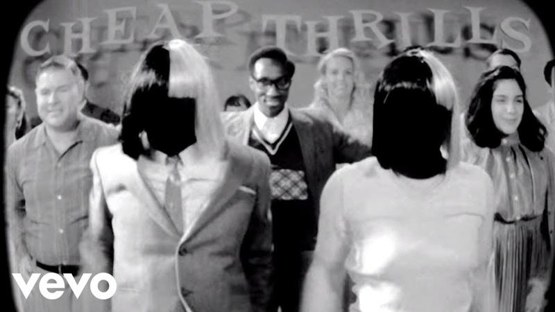 Sia Cheap Thrills ft Sean Paul Lyric Video