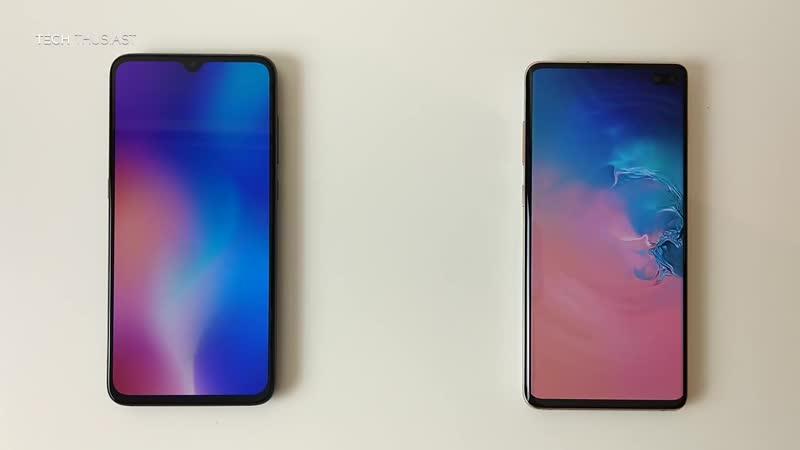 Xiaomi Mi 9 vs Samung Galaxy S10: тест на скорость