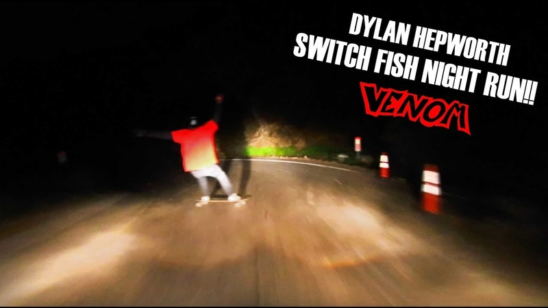 Dyl Hep - Switch Fish Night Run