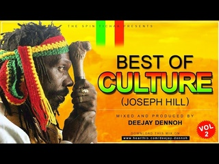 Culture Best Of Culture ( Joseph hill ) Roots Reggae mix - Dj Dennoh