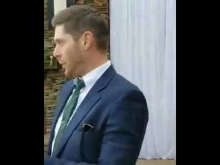 Jansen Ackles Gives The Funniest Wedding Speech Ever