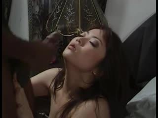 Typhoon Yumika Hayashi Yuya Black Pearls 1 Sc.9 [Uncensored Japanese JAV Threesome Orgy Gangbang All Sex Blowjob Creampie