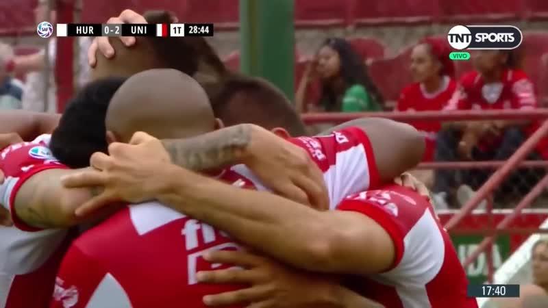 Huracán vs Unión Goles de Fragapane Troyansky 2 y Barrios Superliga 20