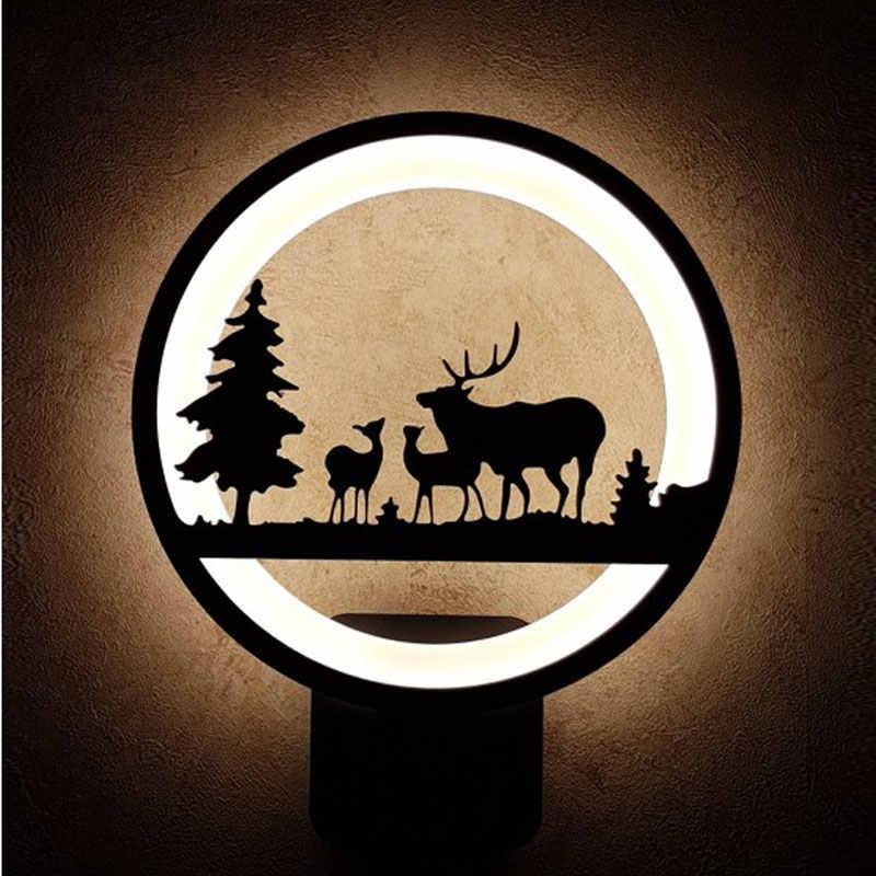 Настенный светильник -