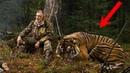 То, как ОТБЛАГОДАРИЛА тигрица лесника, ТРОНЕТ Вас до глубины души