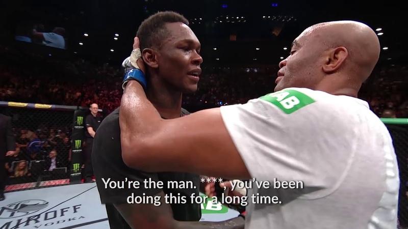 UFC234: Взлеты и падения