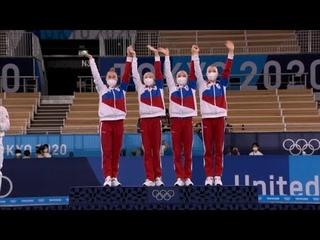 Обзор за 27 июля. Сборная России на Олимпиаде-2020. Историческое золото Рылова и гимнасток
