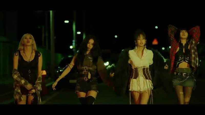 'Lovesick Girls' Concept Teaser Video