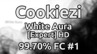 Cookiezi | HyuN - White Aura [Expert] HD % FC #1 - First FC!