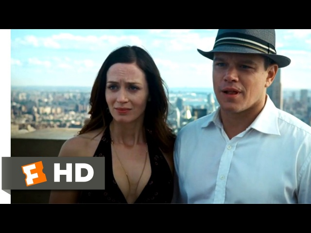 The Adjustment Bureau 2011 Rewriting the Ending Scene 10 10 Movieclips
