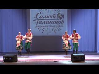 Лявониха - белорусский народный танец