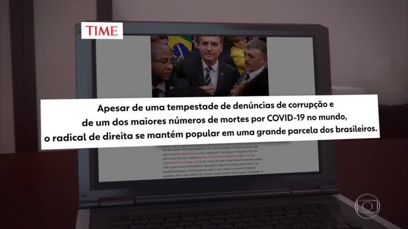 Bolsonaro e Felipe Neto eleitos os mais influentes do mundo
