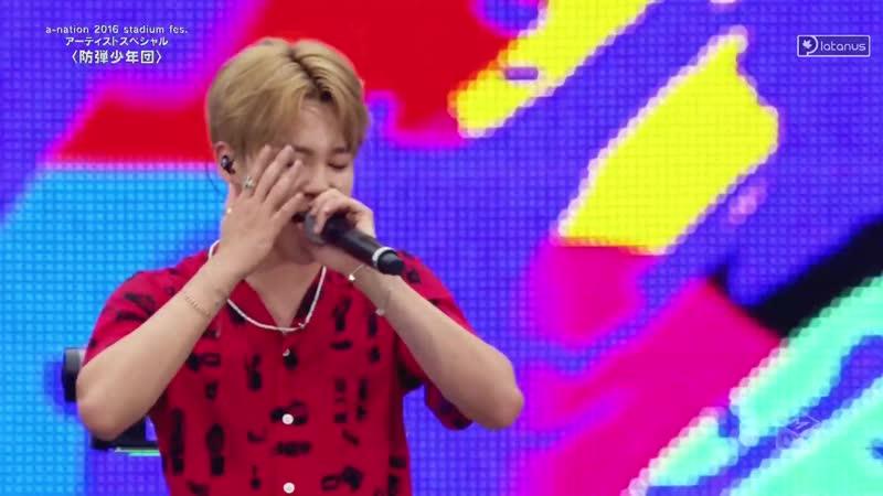 [BTS LIVE] - 161220 Attack on Bangtan(The Rise of Bangtan)