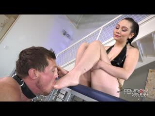 "VIP Humiliation"" FOOT FETISH/Редкое видео"