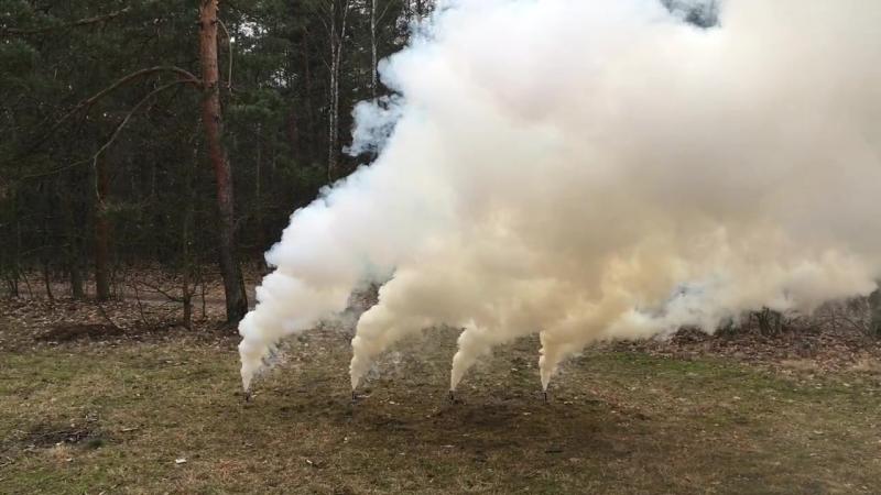 Цветной дым в Самаре JFS-2 (Белый)
