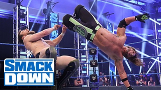 [#My1] Daniel Bryan vs. AJ Styles – Intercontinental Championship Match: SmackDown, June 12, 2020