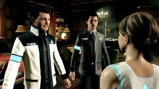 Connor's House - Resetting Kara & Zoe (Detroit: Become Human)