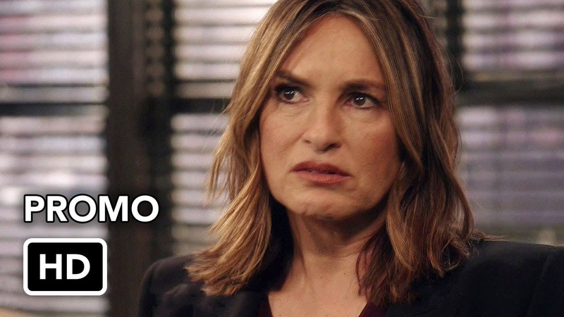 Law and Order SVU 21x12 Promo The Longest Night Of Rain (HD)