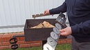 Презентация устройства для жарки шашлыка Саможар Волчок