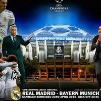Нтв смотреть онлайн футбол лига чемпионов бавария реал