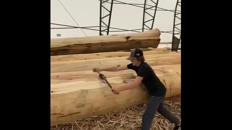 ЯЖЕХОЗЯИН l Блестящая работа по дереву