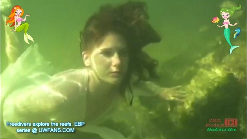 Underwater Freedivers