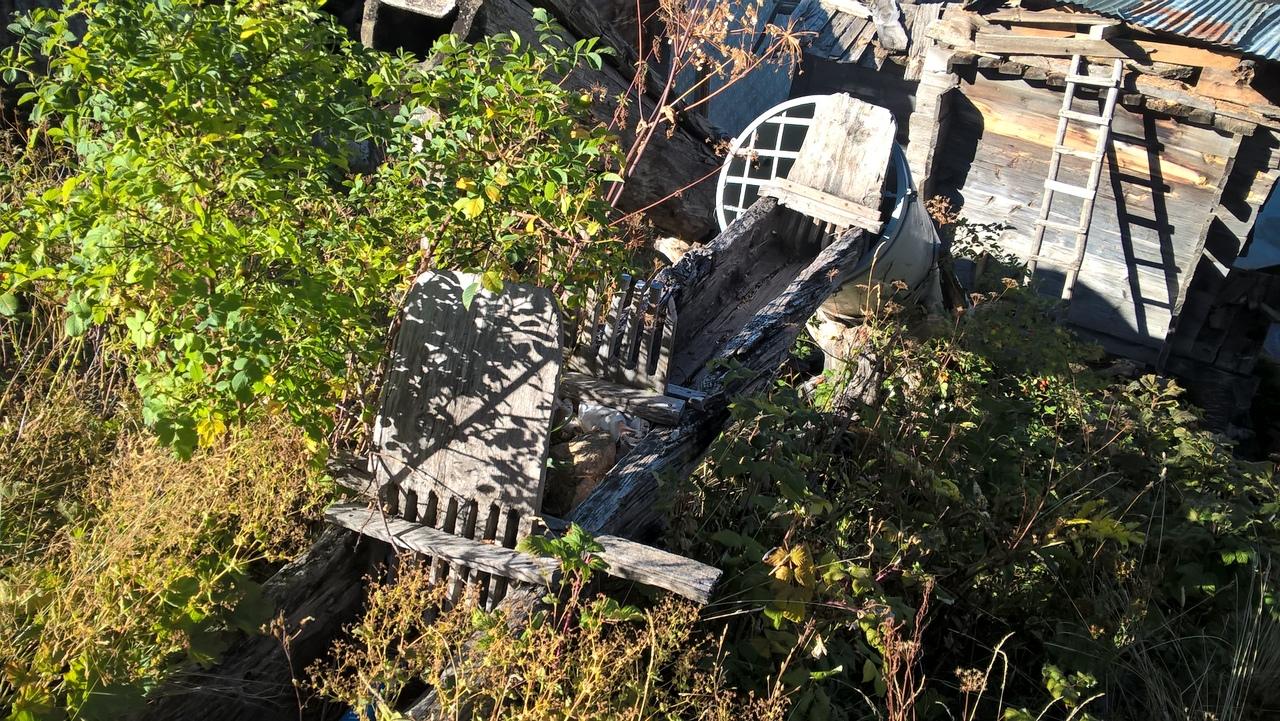 водяные мельницы в в горной деревне провинции Артвин