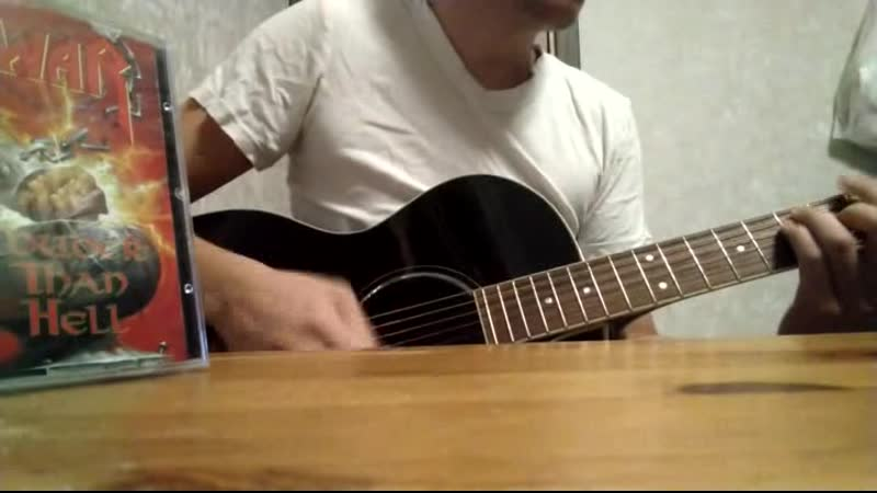 The Power Manowar acoustic cover