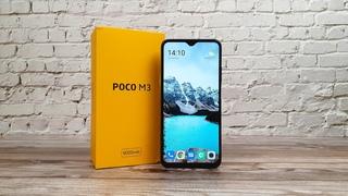 Обзор и тесты смартфона Poco M3: выносливая рабочая лошадка