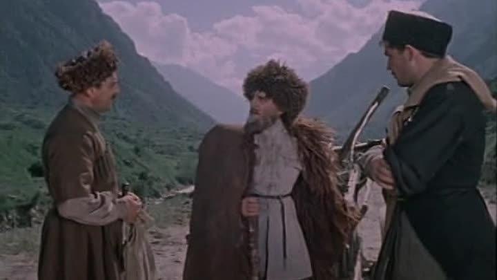 Лавина с гор Кабардино Балкарии 1958г