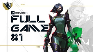 VALORANT FULL GAMEPLAY 1 | Teamplay with Team Liquid - Vivid, Poach, Mendo