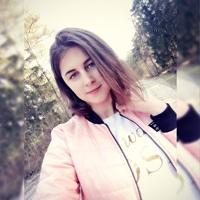 Фотография страницы Оксаны Федік ВКонтакте