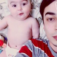 Личная фотография Мубарака Магомедова