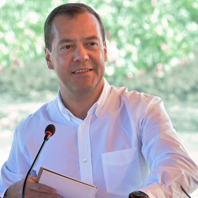 Dmitry Medvedev, Moscow