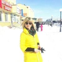 Фотография страницы Юлии Владимировой ВКонтакте