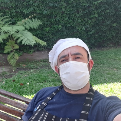 Gabriel Zamora, Buenos Aires