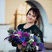 Фотография страницы Анны Красновой ВКонтакте