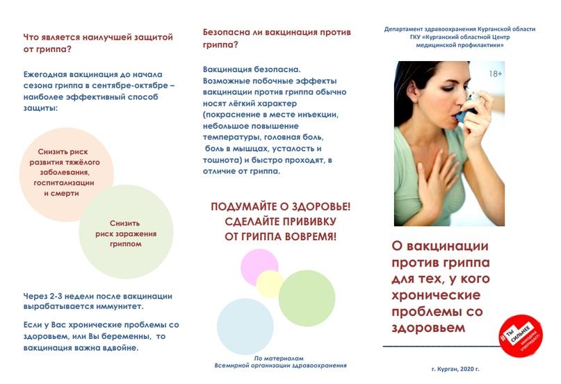 Памятка по гриппу, изображение №1