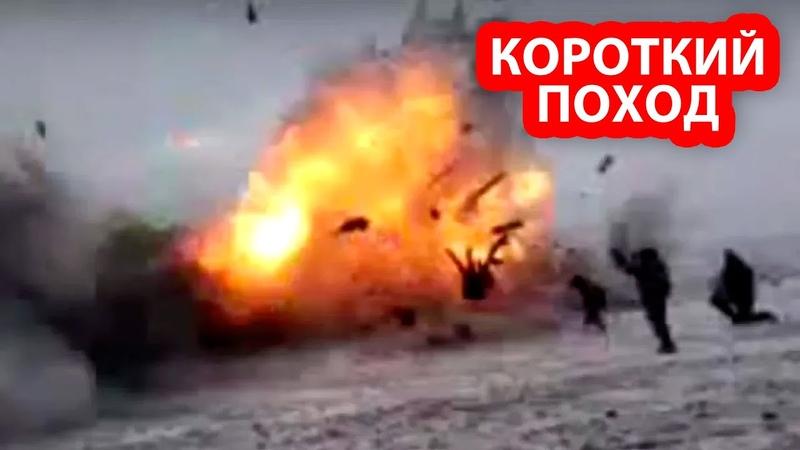 Разведгруппу ВСУ накрыло плотным огнем при попытке проникнуть на позиции защитников Донбасса