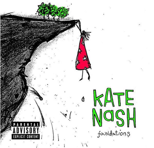 Kate Nash album Foundations - EP