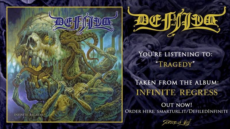 Defiled - Infinite Regress (2020) Full Album